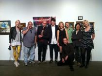 London Calling - artists at OCCCA