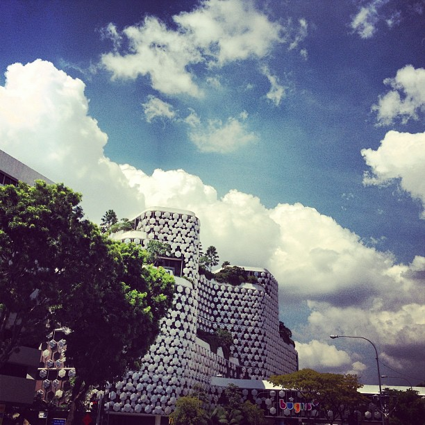 Bugis Hexagons, Singapore