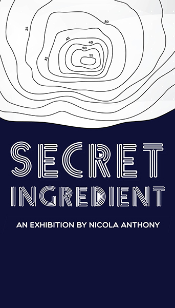 Secret Ingredient, Nicola Anthony, Artist, SPR MRKT, SPPRMRKT, Singapore, Art, gallery exhibition, burned paper